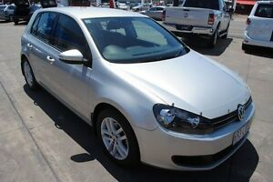 2008 Volkswagen Golf V MY08 Comfortline DSG Silver Leaf 6 Speed Sports Automatic Dual Clutch Townsville Townsville City Preview