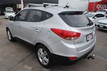 2011 Hyundai ix35 LM MY11 Elite AWD Sleek Silver 6 Speed Sports Automatic Wagon Hyde Park Townsville City Preview