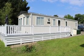 Sited Static Caravan: reluctant sale: premium pitch on pet friendly 5* award-winning holidy park