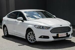 2017 Ford Mondeo MD 2017.00MY Ambiente White 6 Speed Sports Automatic Hatchback Osborne Park Stirling Area Preview