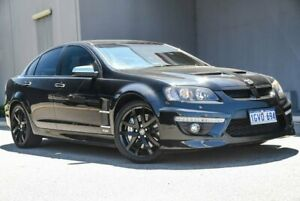 2010 Holden Special Vehicles ClubSport E Series 2 GXP Black 6 Speed Manual Sedan
