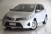 2013 Toyota Corolla ZRE182R Ascent S-CVT Silver 7 Speed Constant Variable Hatchback Southport Gold Coast City Preview