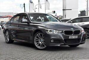 2015 BMW 3 Series F30 MY1114 320i M Sport Grey 8 Speed Sports Automatic Sedan