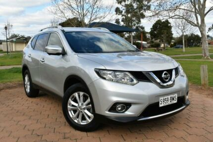 2016 Nissan X-Trail T32 ST X-tronic 2WD Silver 7 Speed Constant Variable Wagon Ingle Farm Salisbury Area Preview