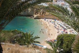 Escape to the sunshine - Algarve- Portugal