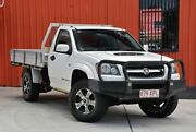 2010 Holden Colorado RC MY10 LX White 5 Speed Manual Cab Chassis Molendinar Gold Coast City Preview