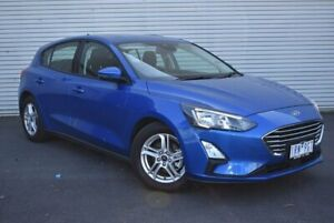 2019 Ford Focus SA 2019.75MY Trend Blue 8 Speed Automatic Hatchback Epping Whittlesea Area Preview