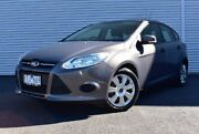 2011 Ford Focus LW Ambiente PwrShift Brown 6 Speed Sports Automatic Dual Clutch Hatchback Epping Whittlesea Area Preview