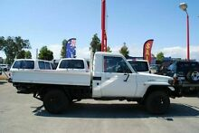 2000 Toyota Landcruiser  White  Trayback Bellevue Swan Area Preview