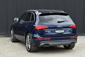 2014 Audi SQ5 8R MY14 TDI Tiptronic Quattro Blue 8 Speed Sports Automatic Wagon Berwick Casey Area Preview