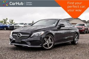 2017 Mercedes-Benz C-Class C 300|Coupe|4Matic|Navi|Pano Sunroof|