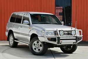2005 Toyota Landcruiser UZJ100R GXL Grey 5 Speed Automatic Wagon Molendinar Gold Coast City Preview