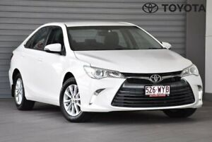 2016 Toyota Camry ASV50R Altise White Sports Automatic Kedron Brisbane North East Preview