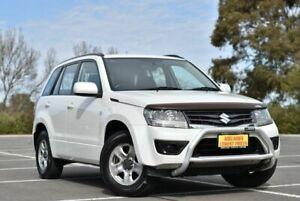 2013 Suzuki Grand Vitara JB MY13 Urban 2WD Navigator White 4 Speed Automatic Wagon Enfield Port Adelaide Area Preview