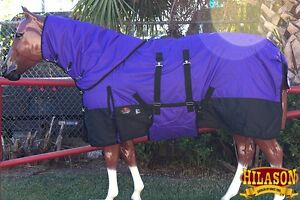 New 400gm fill Blanket, size 81, with neck and bellywrap Edmonton Edmonton Area image 1