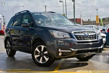 2017 Subaru Forester S4 MY17 2.5i-L CVT AWD Special Edition Grey 6 Speed Constant Variable Wagon Sutherland Sutherland Area Preview