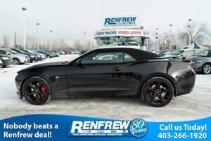 2016 Chevrolet Camaro 2dr Convertible SS w/2SS FULLY LOADED