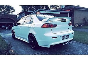 Selling Mitsubishi Lancer St Clair Penrith Area Preview