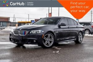 2015 BMW 5 Series 550i xDrive|AWD|Navi|Sunroof|Bluetooth|Backup