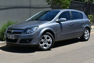 2006 Holden Astra AH MY06 CDX Grey 5 Speed Manual Hatchback Brighton Holdfast Bay Preview