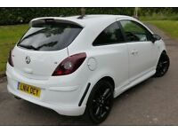 VAUXHALL CORSA 1.2 LIMITED EDITION 3d