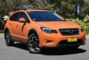 2015 Subaru XV G4X MY15 2.0i Lineartronic AWD Orange 6 Speed Constant Variable Wagon Melrose Park Mitcham Area Preview