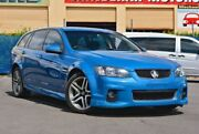 2012 Holden Commodore VE II MY12 SV6 Sportwagon Blue 6 Speed Sports Automatic Wagon Chinderah Tweed Heads Area Preview