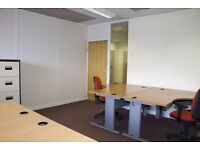 offices for rent from 3/5 work spaces to be let on a all inclusive basis, fully furnished