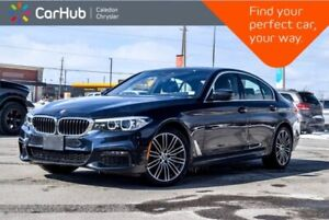 2019 BMW 5 Series 530i xDrive|Navi|Pano Sunroof|Blind Spot|Backu