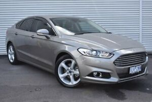 2017 Ford Mondeo MD 2017.00MY Trend SelectShift Beige 6 Speed Sports Automatic Hatchback Epping Whittlesea Area Preview