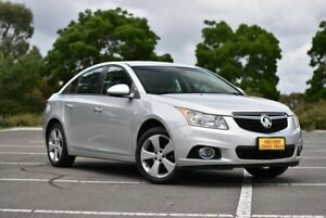 2012 Holden Cruze JH Series II MY12 CD Silver 5 Speed Manual Sedan Enfield Port Adelaide Area Preview