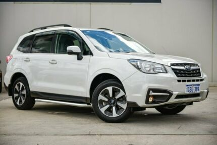 2016 Subaru Forester S4 MY16 2.5i-L CVT AWD White 6 Speed Constant Variable Wagon Midvale Mundaring Area Preview