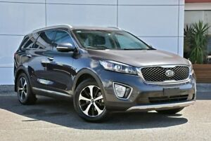 2015 Kia Sorento UM MY15 Si AWD Grey 6 Speed Sports Automatic Wagon Tweed Heads South Tweed Heads Area Preview