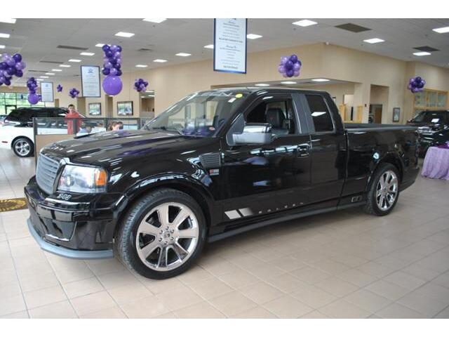 used ford f150 saleen 4 door for sale autos post. Black Bedroom Furniture Sets. Home Design Ideas