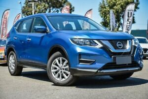 2019 Nissan X-Trail T32 Series II ST X-tronic 2WD Blue 7 Speed Constant Variable Wagon Midvale Mundaring Area Preview