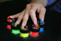 Exquisite Glass Nails Certified Nail Tech Course