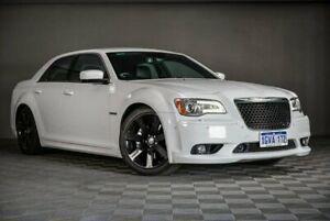 2014 Chrysler 300 LX SRT-8 White Sports Automatic