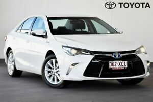 2017 Toyota Camry AVV50R Atara S White Constant Variable Kedron Brisbane North East Preview