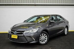 2015 Toyota Camry AVV50R Altise Grey 1 Speed Constant Variable Sedan Hybrid Canning Vale Canning Area Preview