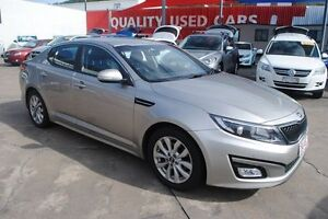 2014 Kia Optima TF MY15 SI Silver 6 Speed Sports Automatic Sedan Townsville Townsville City Preview