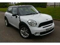 MINI COUNTRYMAN 2.0 COOPER SD 5d AUTO 141 BHP