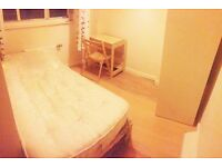 *NO AGENCY FEES NEW YEARS DEAL*CHEAP SINGLE room all bills inc fully furnished close to station N19