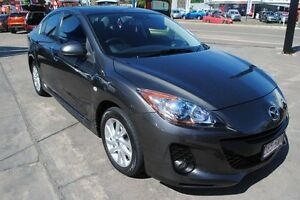 2012 Mazda 3 BL1072 MY13 SP20 SKYACTIV-Drive SKYACTIV Graphite 6 Speed Sports Automatic Sedan Hyde Park Townsville City Preview