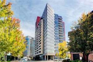 Rarely Offered 1 Bed, 2 Bathroom, 625Sqft Unit