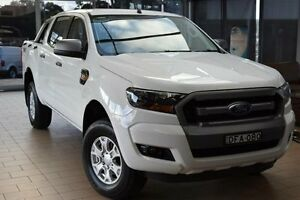 2016 Ford Ranger PX Mkii MY17 XLS 3.2 (4x4) White 6 Speed Automatic Dual Cab Utility Belconnen Belconnen Area Preview