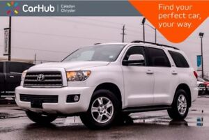 2014 Toyota Sequoia Limited|4WD|8 Seater|Sunroof|Bluetooth|Backu
