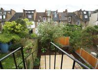 BARGAIN! Two double bedroom flat - lovely communal garden - avail end September