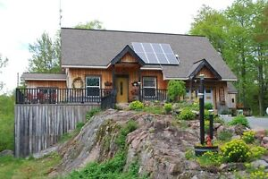 Off-Grid Home on 20 Rugged Acres