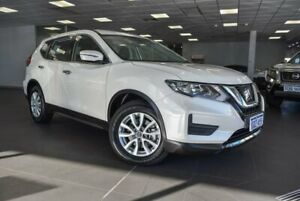 2018 Nissan X-Trail T32 Series II ST X-tronic 2WD White 7 Speed Constant Variable Wagon Bellevue Swan Area Preview