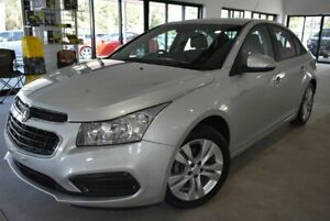 2015 Holden Cruze JH Series II MY16 Equipe Silver 6 Speed Sports Automatic Sedan Port Macquarie Port Macquarie City Preview